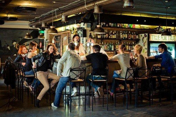 Секс бар на поселке котовского